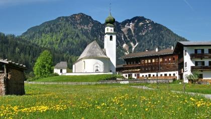 Thierbach mit Gratlspitze