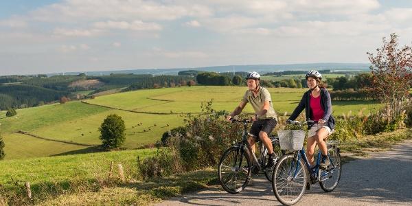 Radfahren in Holzheim