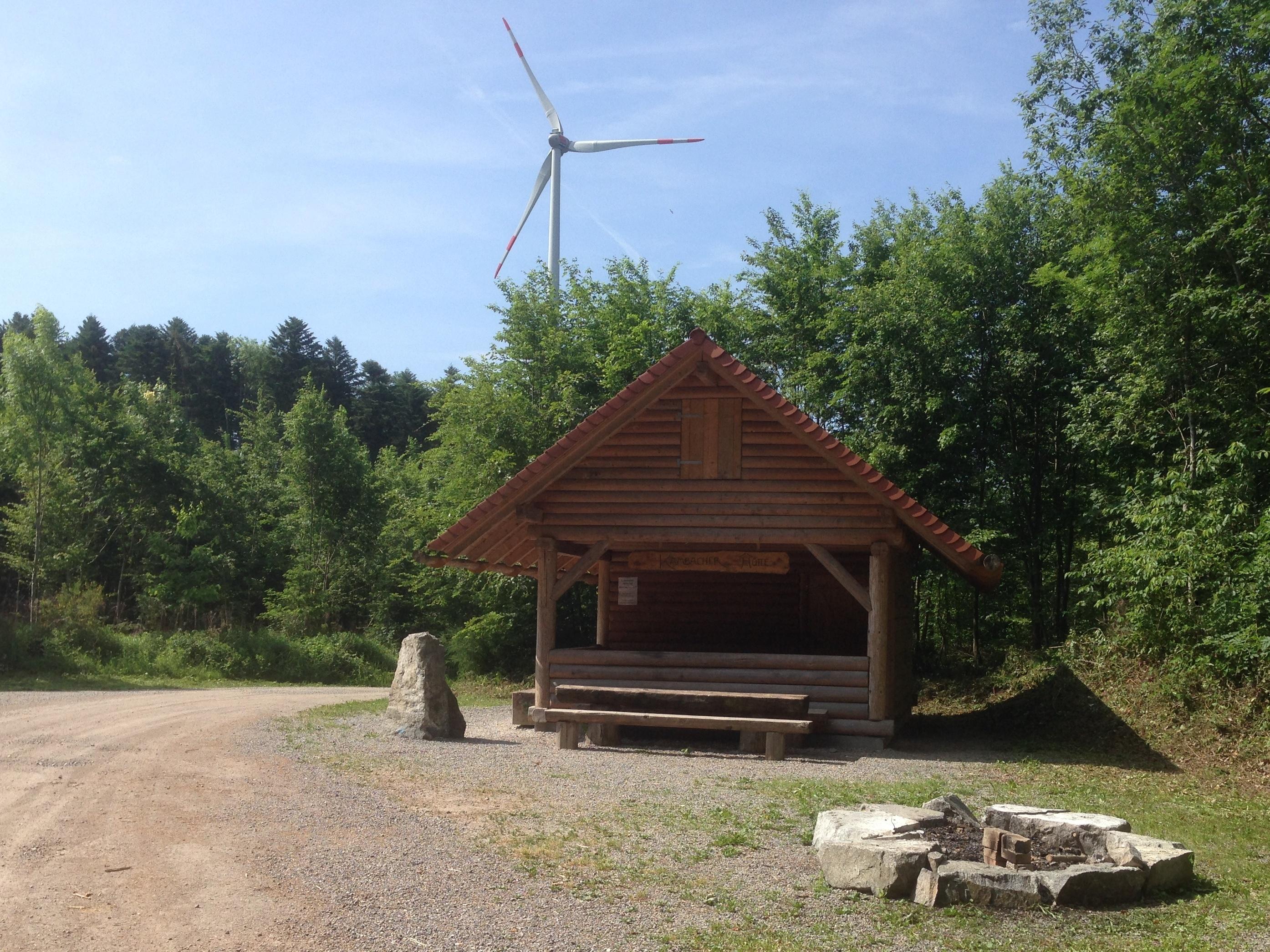 Kambacher Hütte