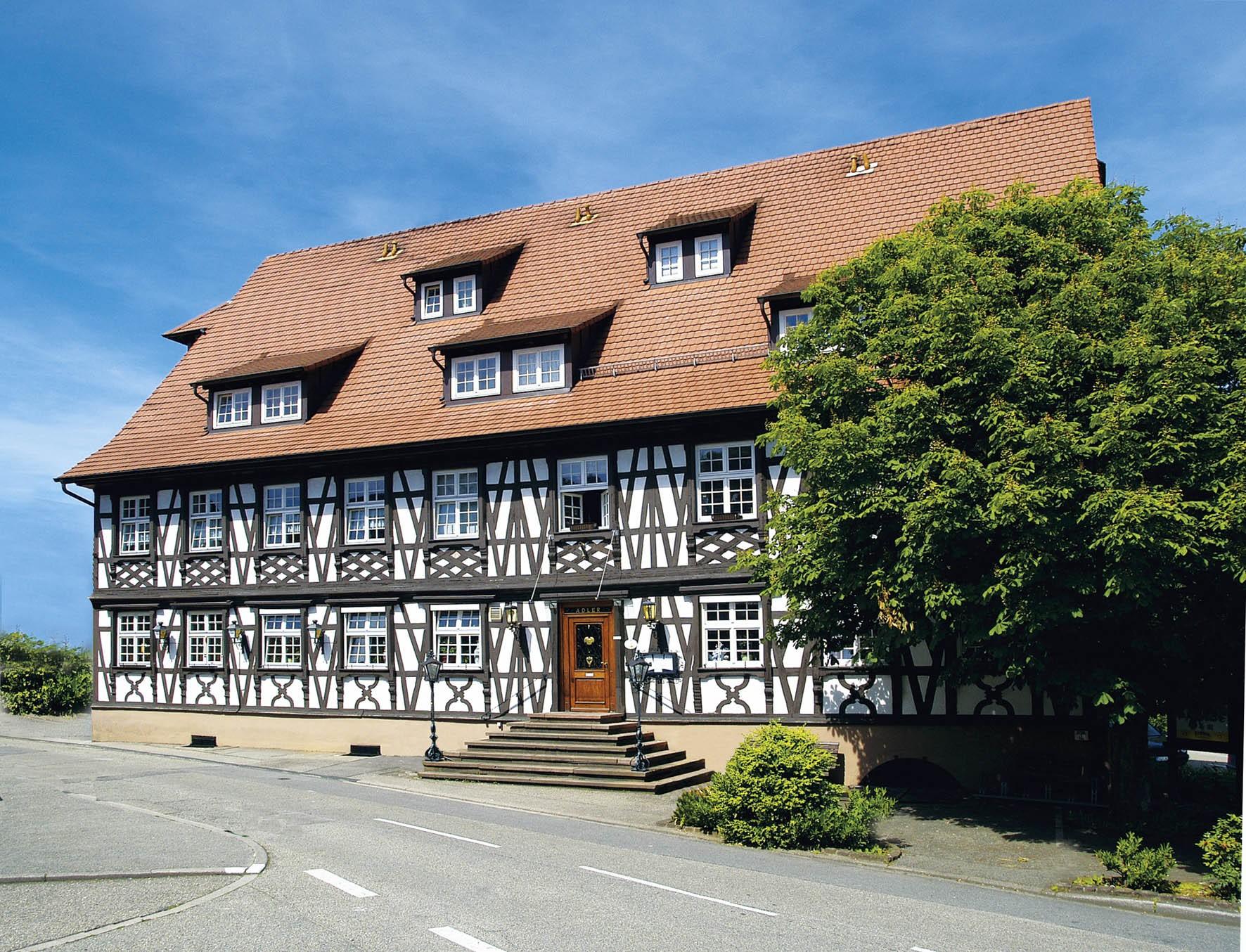 Fachwerkhaus Schwarzer Adler