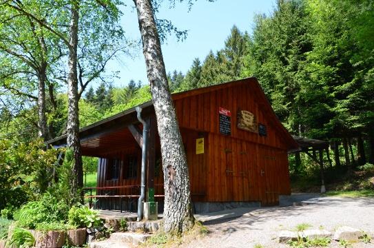 Schirrmaierhütte des Verschönerungsvereins Steinach