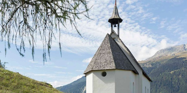 Chapel in Mühlebach