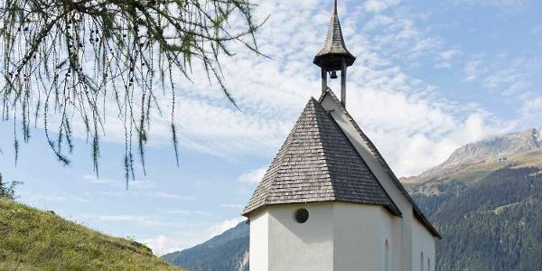 Chapelle à Mühlebach