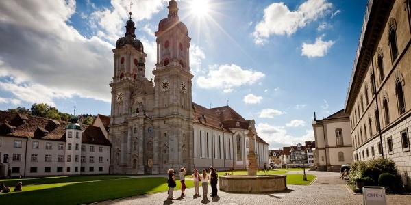 Stadtführung St.Gallen