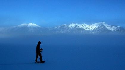 Schneeschuhtour im Werdenfelser Land
