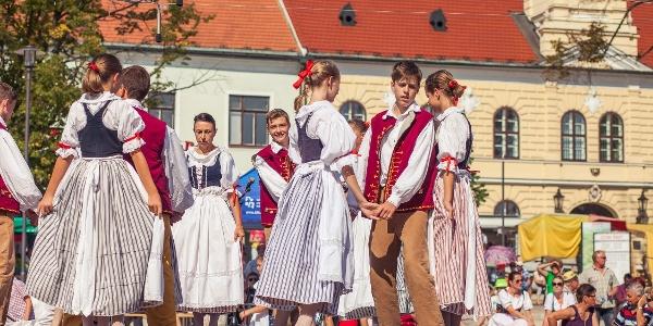 Volksfest in Velká Bíteš