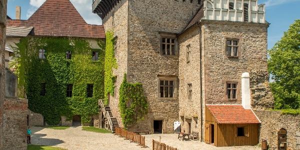 Lipnice nad Sázavou castle