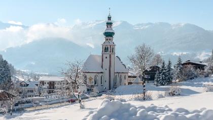Dorf Oberau, Wildschönau