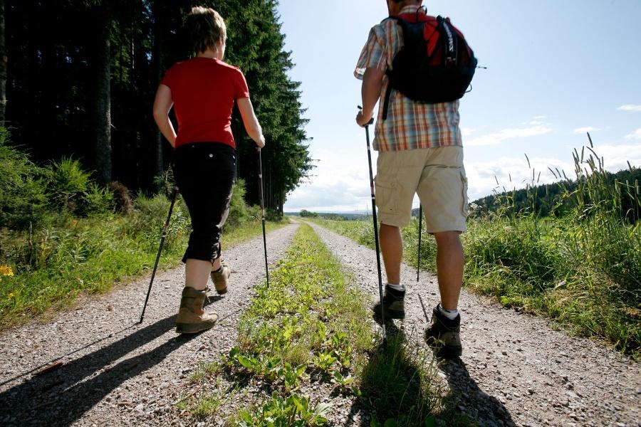 Nordic Walking Runde Rossacker