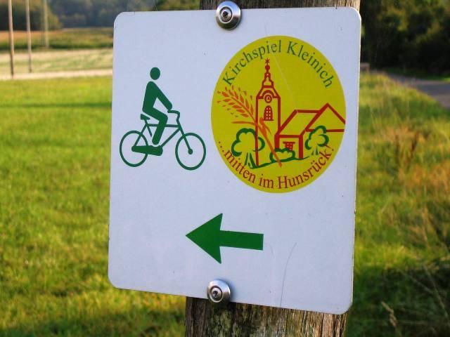 Foto: Radtour mit dem E-Bike im Kirchspiel Kleinich