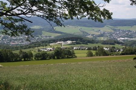 panoramaweg um lauter bernsbach touren erzgebirge. Black Bedroom Furniture Sets. Home Design Ideas