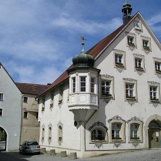 Altes Rathaus in Gräfenberg