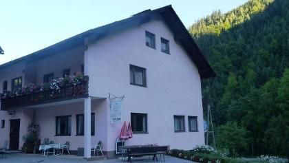 Gh. Kupitz - Südostansicht - Ausgangspunkt der Etappe 1