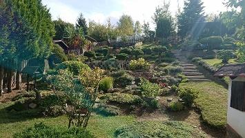 Foto Garten in Wölmsdorf (Vilémov)