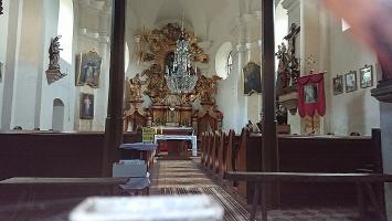 Foto Blick ins Maria Himmelfahrt Kirche