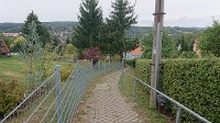 Foto Abstieg nach Sebnitz