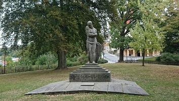 Foto Denkmal - Park hinter Stadtkirche