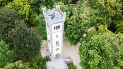 Der Wolfertturm wird zur Galerie