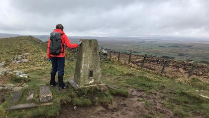 Winshields, Highest Point Along Hadrian's Wall