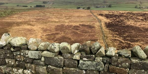 Peering Over Hadrian's Wall