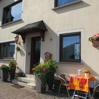 Gästehaus Ulmenhof Hausansicht