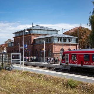 Bahnhof Tauberbischofsheim
