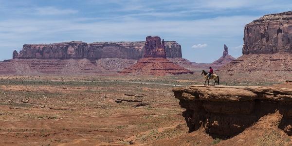 John Ford's Point im Monument Valley