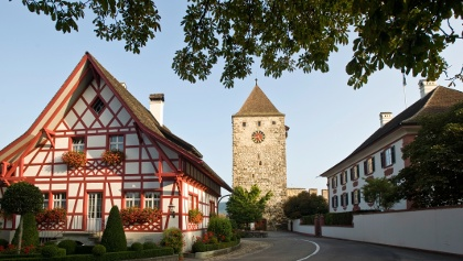 Kaiserstuhl mit Turm