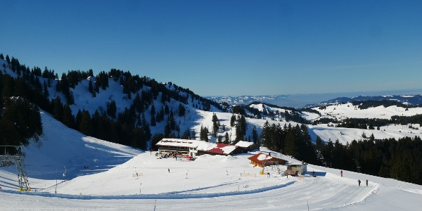 Mountain inn Falken
