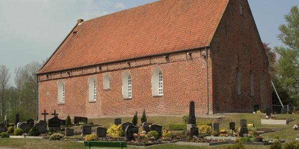 Station 5 - Kirche Wiegboldsbur