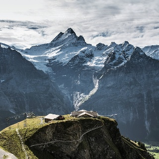 Grindelwald Uphilltrail Nr. 1