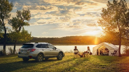 Subaru Outback – On the road with the all-wheel SUV