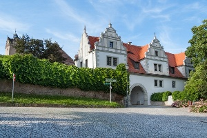 Foto Schlosseingang
