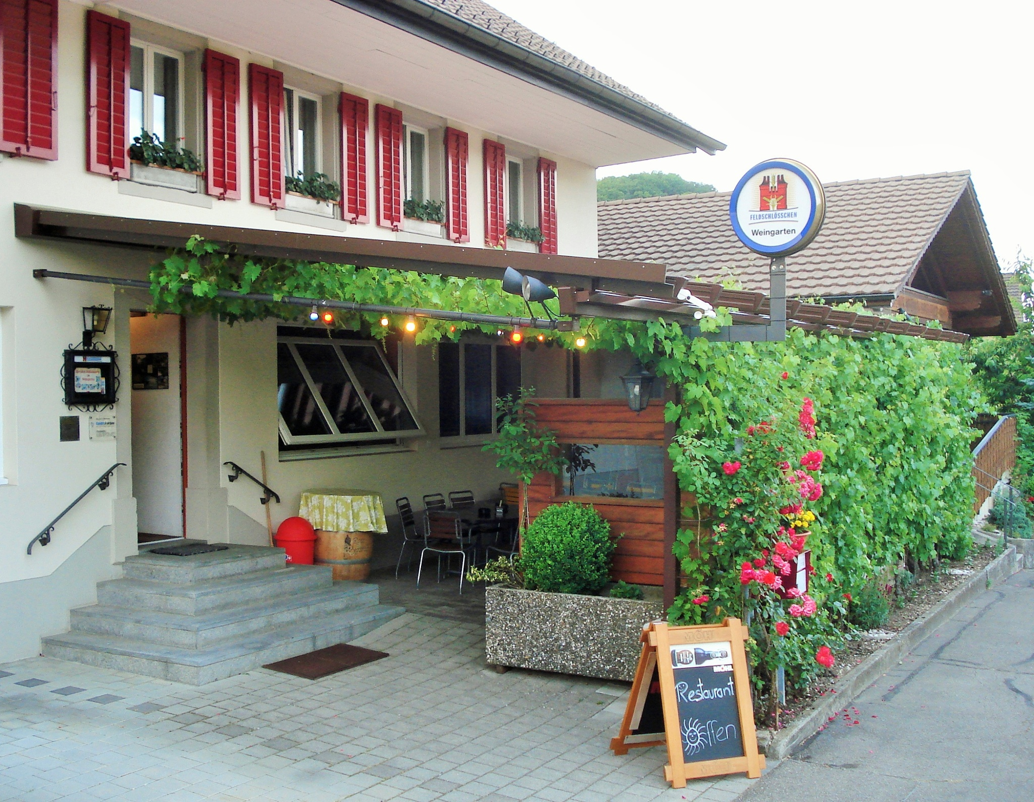 Cafe Weingarten