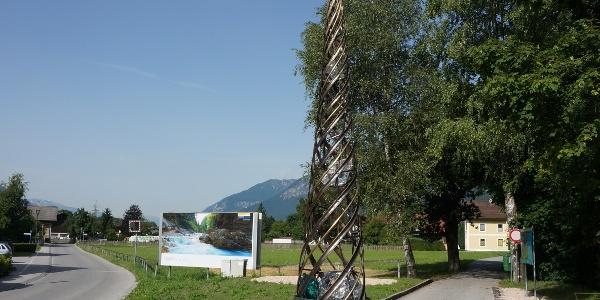 Heilwasserbrunnen bei der Weidachkapelle