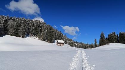 Skitouren Idylle im Sarganserland
