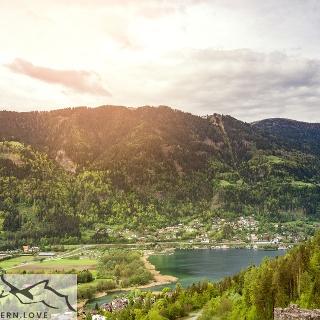 Die Gerlitzen Alpe in den Nockbergen in Kärnten