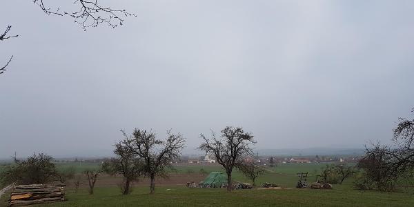 Blick auf Dornheim