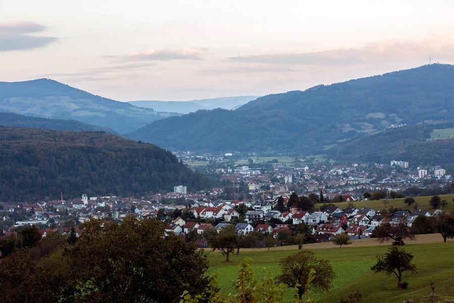 Genussradeltour - Aus dem Wiesental zum Hochrhein