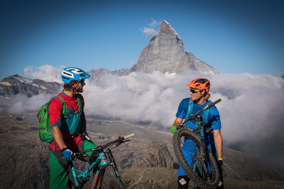 Gornergrat Classic Bike Tour (Nr. 1)