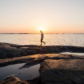 Dawn at Archipelago