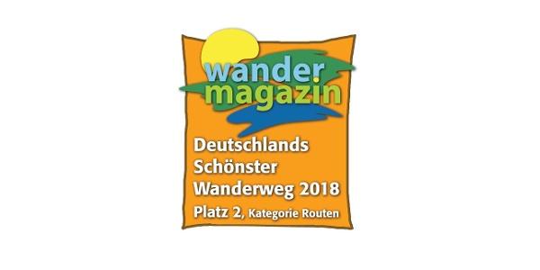 Der Lieserpfad: Deutschlands Schönster Wanderweg 2018, Platz 2