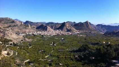 Ricote, Murcia