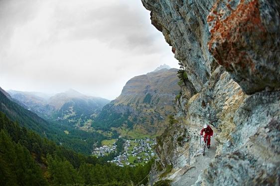 Bike-Tour Oberer Höhenweg (Nr. 30)
