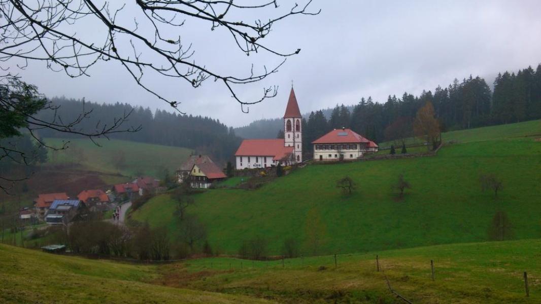 Der kleine Hansjakobweg, 2. Etappe
