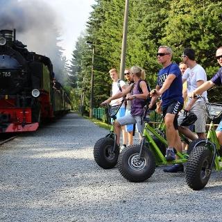Monsterroller Tour Neudorf