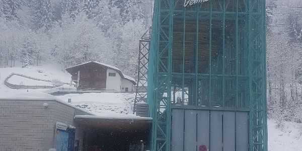 2018, Bergbahn