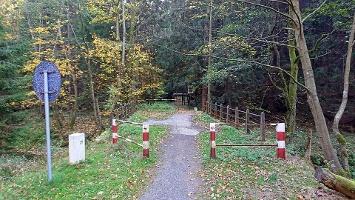 Foto Grenzübergang - Tschechien - Deutschland