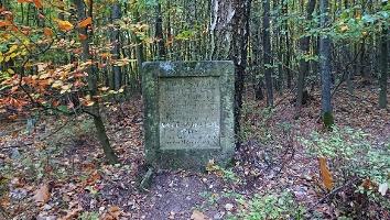Foto Gedenkstein