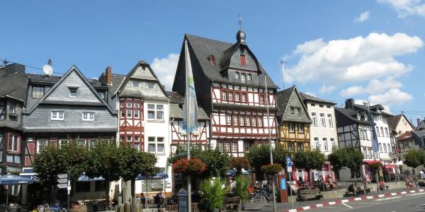 Historischer Marktplatz Adenau
